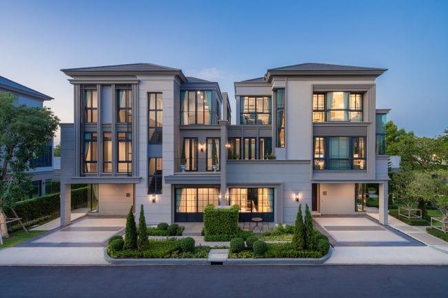 twin house plan design