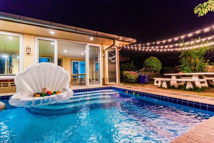 4 Pool Villas Pattaya