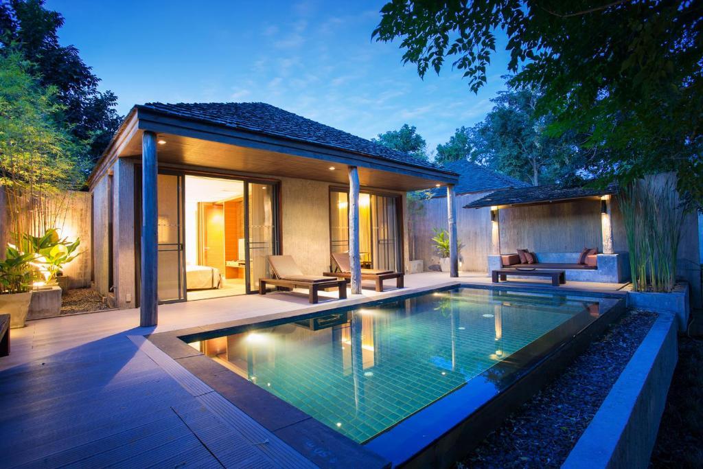Interesting Pool Villa Khao Yai