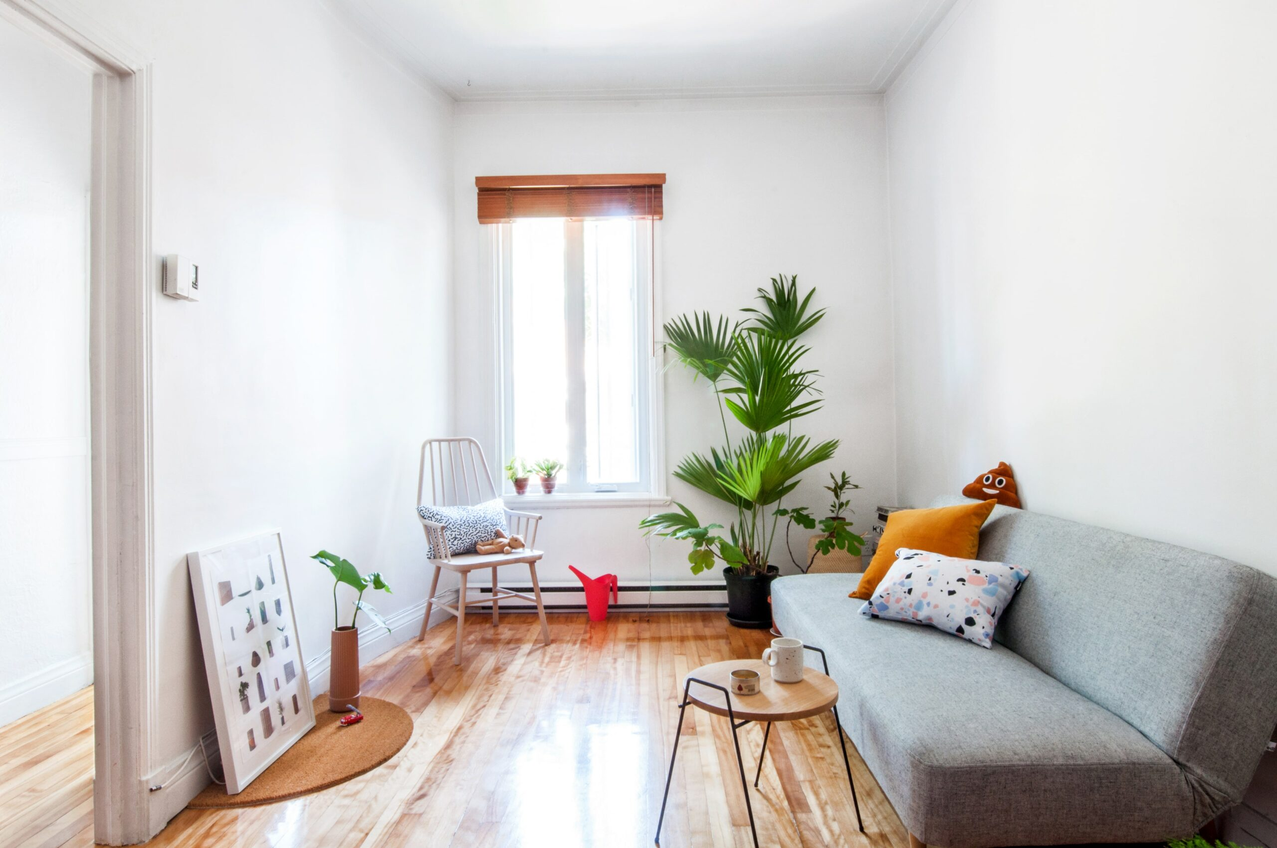 Tips for decorating a minimal home