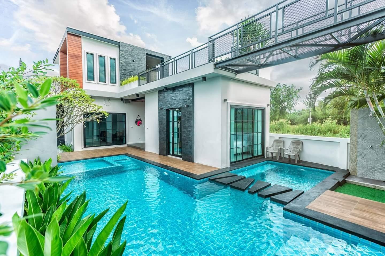 Introducing Pool Villa Hua Hin