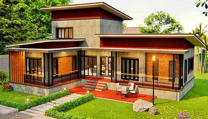 Guide to modern garden house designs