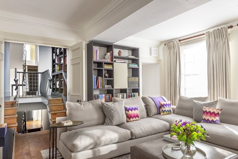 Townhome decoration guide