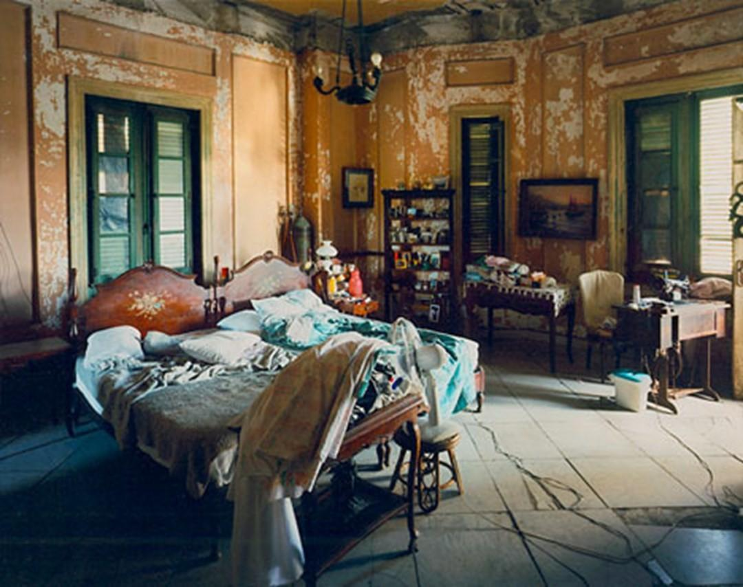 Recommended vintage bedroom decor.