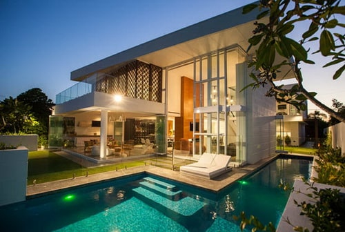 5 ข้อดีของการมีสระว่ายน้ำในบ้าน