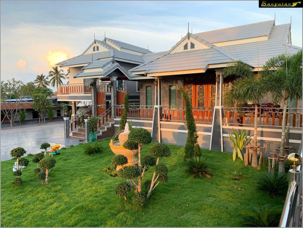 Applied Thai style house ideas
