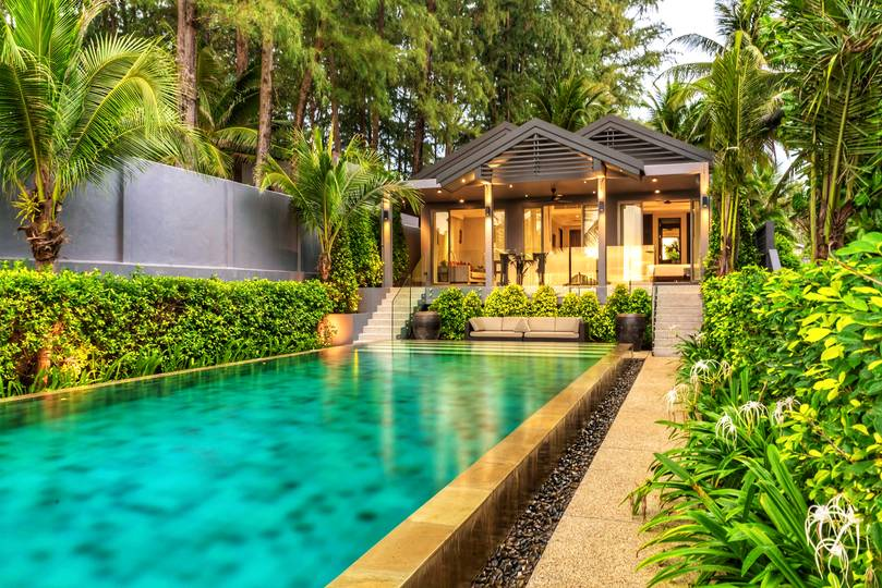 Reviews house in phuket for rent