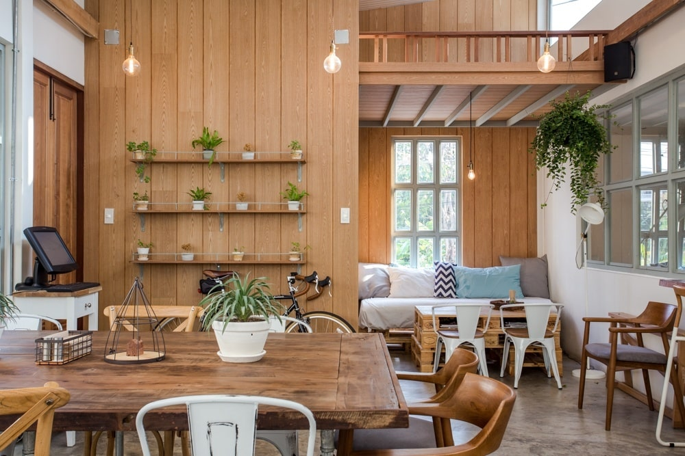 Introducing Japanese-style wooden houses